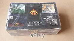 NEW MECCG Middle-Earth CCG Unlimited The Wizards Booster Box