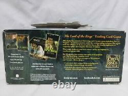 NEW (Read) 12 Packs of The Lord of the Rings Ents of Fangorn Trading Card Game