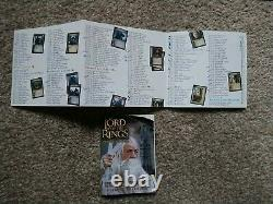 Over 200 Lord of the Rings Trading Card Game Collection Bundle Cards TCG