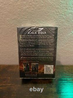 Saruman and Mouth of Sauron Lord of the Rings TCG trading card game Deck CCG