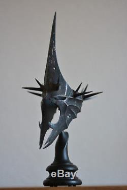 Sideshow WETA, War Mask Morgul Lord, Lord Of The Rings, Hexenkönig, Statue, Helm