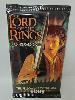 THE FELLOWSHIP OF THE RING Booster Pack The Lord of the Rings Trading Card Game