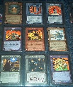 The Balrog Full Set Middle Earth CCG Lord of the Rings Card Game