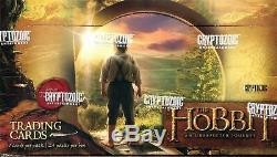 The Hobbit An Unexpected Journey Factory Sealed Hobby Box 24 Packs