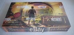 The Hobbit An Unexpected Journey Factory Sealed Hobby Box 24 Packs Auto Sketch