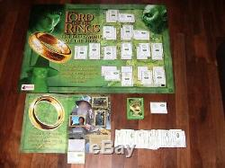 The Lord Of The Rings Merlin Sticker Album Collections FOTR, TTT & ROTK, all 3