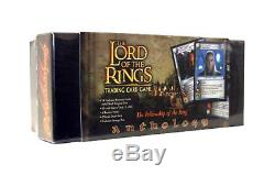 The Lord Of The Rings Tcg Fellowship Of The Rings Anthology Box Lotr New Sealed