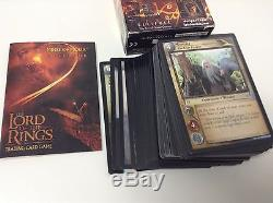The Lord Of The Rings Trading Card Game. Mines Of Moria 63-card Gandalf Starter