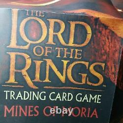 The Lord Of The Rings Trading Card Game Mines Of Moria Poster