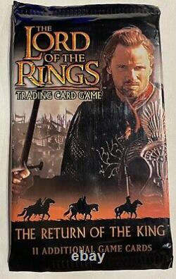 The Lord Of The Rings- Trading Card Game-The Return Of The King