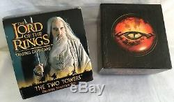 The Lord Of The Rings Trading Card Game The Two Towers Deluxe Starter Set