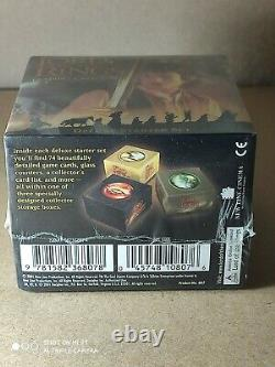 The Lord of the Rings Trading Card Game Deluxe Starter Set new & OVP