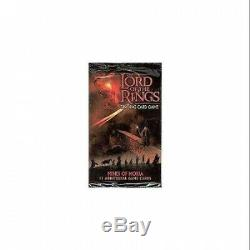 The Lord of the Rings Trading Card Game Mines of Moria Booster Pack. Unbranded