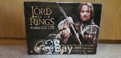 The Lord of the Rings Trading Card Game with CD-ROM BRAND NEW SEALED