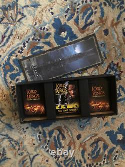 The Two Towers Anthology CCG Box Set New 2004 Lord of The Ring Trading Card Game