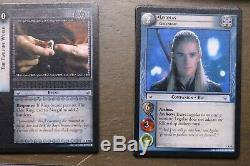 The lord of the rings trading card game