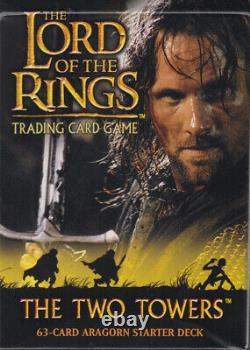 Theoden The Lord of the Rings The Two Towers Trading Card Game English